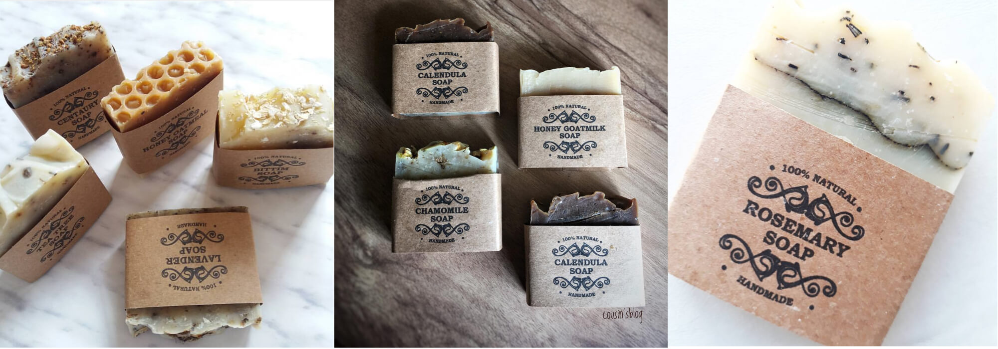 Private Label Soap Wholesale - All Natural Soap Bars