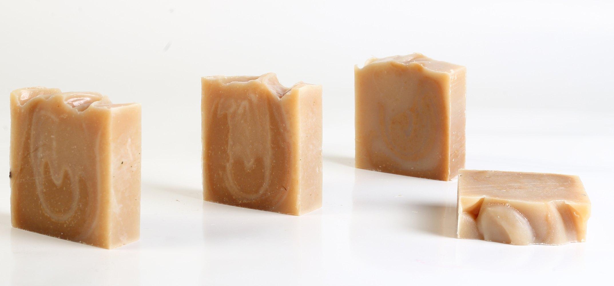 Honey goat milk soap wholesale