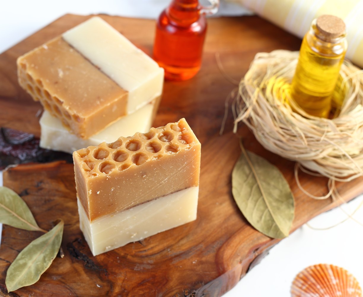 honey oatmeal soap wholesale