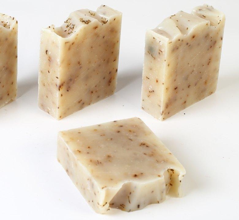 <h3>Chamomile Soap</h3>