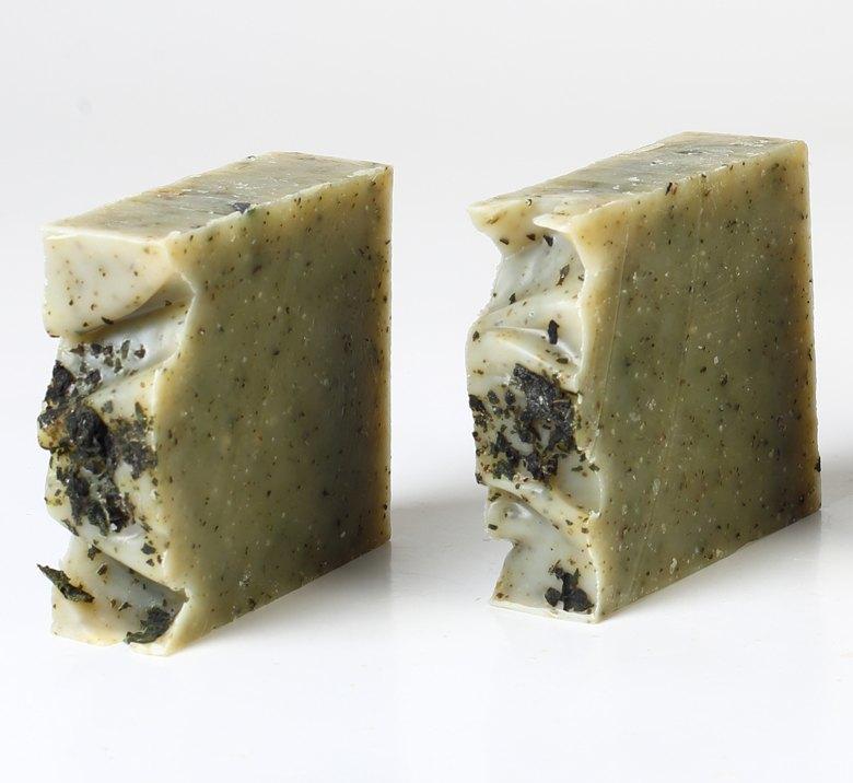 <h3>Nettle Soap</h3>