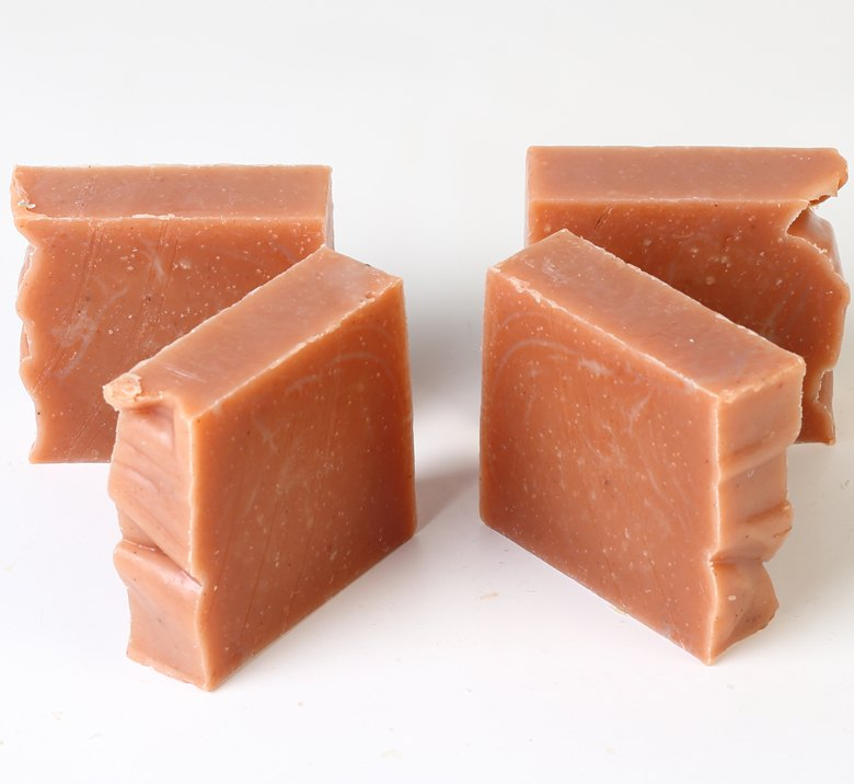 <h3>Red Clay Soap</h3>